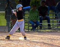 Joueur de baseball Photographie stock