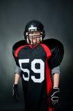 Joueur de football américain Image libre de droits