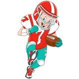 Quipe de rugby de dessin anim illustration de vecteur image 25233712 - Dessin de joueur de rugby ...
