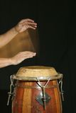 Joueur de tambour Photographie stock