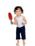 Joueur de tennis. Photos libres de droits