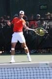 Joueur de tennis Rafael Nadal Photo stock