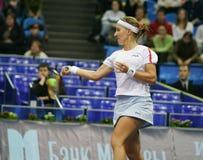 Joueur de tennis russe de Svetlana Kuznecova Image stock