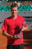Joueur de tennis Tomas Berdych Photo stock