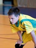 Joueur de volleyball Photographie stock libre de droits