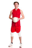 Joueur de volleyball Images stock