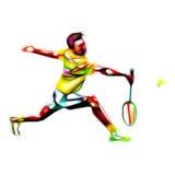 """Résultat de recherche d'images pour """"joueur badminton dessin"""""""