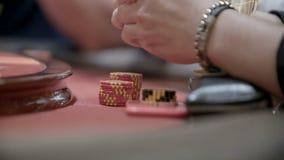 Joueurs dans le casino clips vidéos
