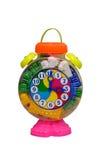 Jouez l'horloge Images stock