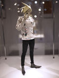 JOUEZ le chiffre 3A futur garçon Andy Warhol de l'ÂME 2015 image stock