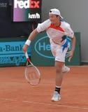 Jour 2, cuvette 2012 d'équipe du monde de cheval de pouvoir de tennis Image libre de droits