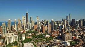 Jour aérien de l'Illinois Chicago