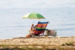 Jour d'été Photos stock