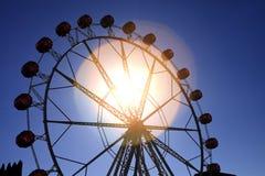 Jour d'été chaud au carnaval Photo libre de droits