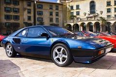 Jour d'exposition de Ferrari - Mondial 8 Photos stock