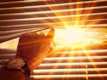 Jour d'été chaud Image libre de droits