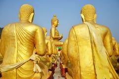 Jour de Bouddha de la pleine lune du troisième lunaire Photos libres de droits