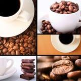 Jour de café Photos stock