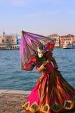Jour de carnaval Photographie stock
