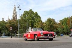 Jour de classique de Vienne Image libre de droits