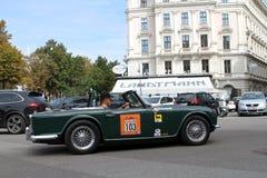Jour de classique de Vienne Photos stock