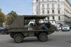Jour de classique de Vienne Photo libre de droits