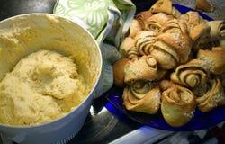 Jour de cuisson Images stock