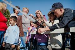 Jour de famille photographie stock libre de droits
