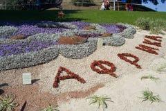Jour de fleurs à Kiev Photographie stock libre de droits