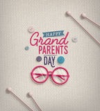 Jour de grands-parents Photographie stock libre de droits