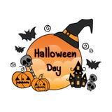 Jour de Halloween Photo stock