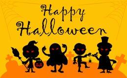 Jour de Halloween d'illustration Image libre de droits