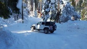 Jour de jeep photo stock