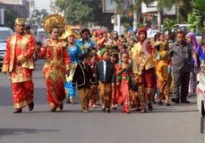 Jour de Kartini Photos stock