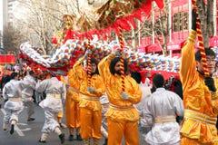 Jour de l'an chinois Photo libre de droits