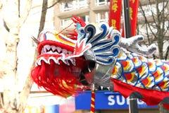 Jour de l'an chinois Images libres de droits