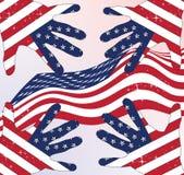 Jour de l'indépendance illustration de vecteur