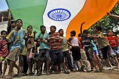 Jour de la Déclaration d'Indépendance Photos stock