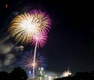 Jour de la Déclaration d'Indépendance 2016 Photos stock
