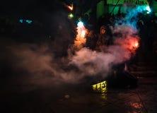 Jour de la dignité et de la liberté en Ukraine Photo libre de droits