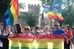 Jour de la fierté homosexuelle 08 Image libre de droits