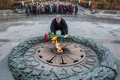 Jour de la libération de l'Ukraine des envahisseurs fascistes photos stock