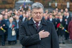 Jour de la libération de l'Ukraine des envahisseurs fascistes photographie stock libre de droits
