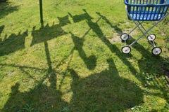 Jour de Lawndry Photos libres de droits