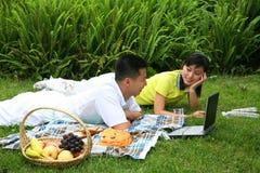 Jour de loisirs Image stock