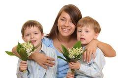 Jour de mère Images stock