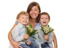 Jour de mère Photo stock