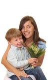 Jour de mère Photographie stock libre de droits