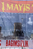 Jour de mai à Istanbul Images libres de droits