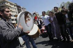 Jour de mai à Istanbul Images stock